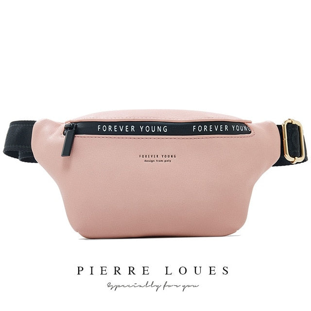 N.Packs Leather Luxury Fanny Pack - N.Packs
