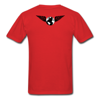 World Deluxe N.Packs T-Shirt - red