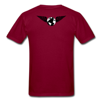 World Deluxe N.Packs T-Shirt - burgundy