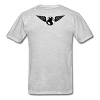 World Deluxe N.Packs T-Shirt - heather gray