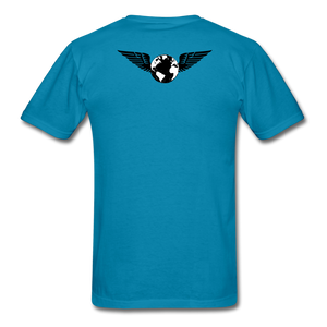 World Deluxe N.Packs T-Shirt - turquoise