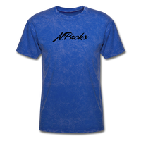 World Deluxe N.Packs T-Shirt - mineral royal
