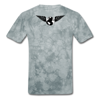 World Deluxe N.Packs T-Shirt - grey tie dye