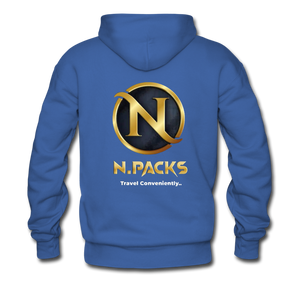 Nation's Capital Hoodie - royalblue