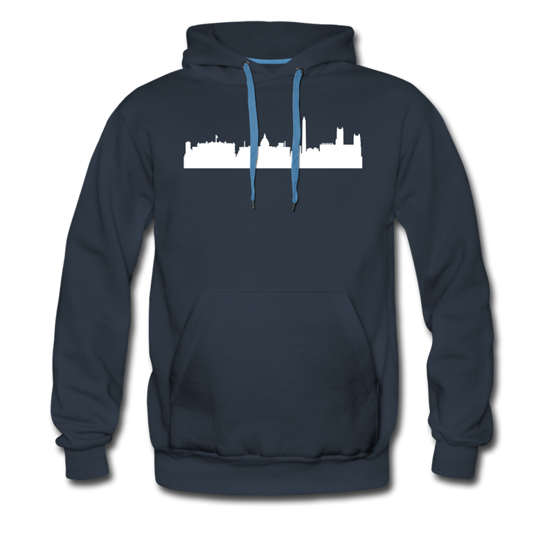 Nation's Capital Hoodie - navy