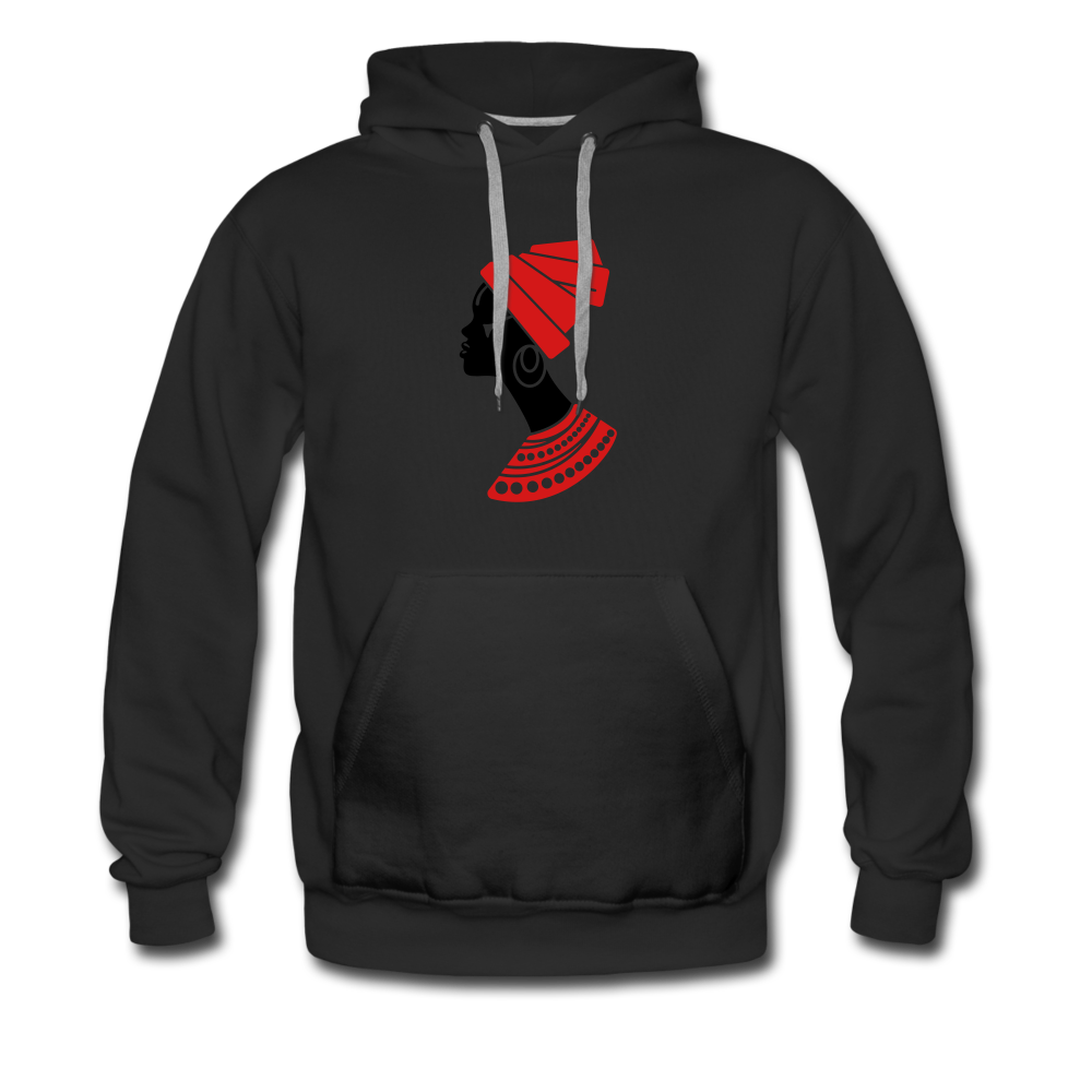Mama Afrika Hoodies - black