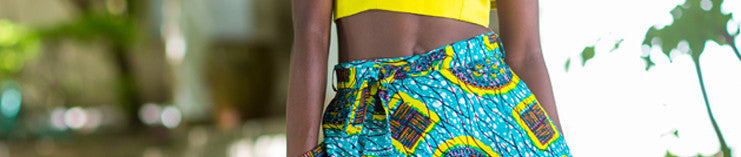 African-Inspired Skirts