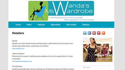 MsWanda's Ethical Fashion Directory