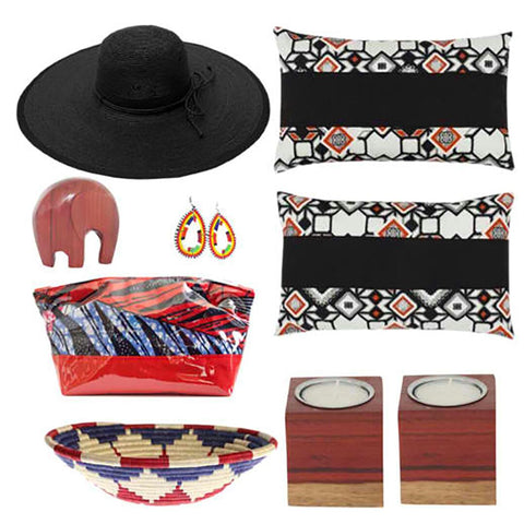 Sapelle Toghal Nilare african design home decor accessories