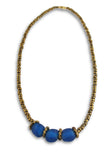 Sapelle African Ghana Krobo Necklace