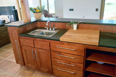 Cutting Countertop For Stove : We have clients that send us their old favorite cutting boards and ...