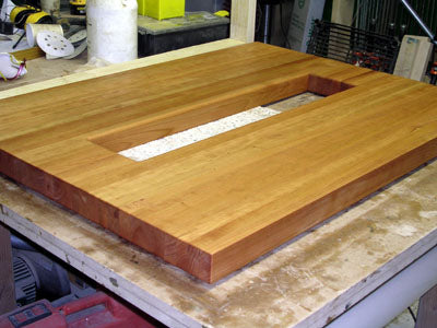 custom product design vermont butcher block