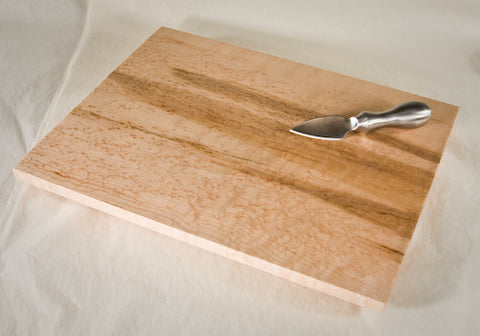 Bird's Eye Maple Cheese Board - Large