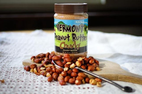 Vermont Peanut Butter - Chunky