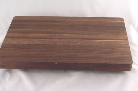 "16"" x 9"" x 1.5"" Medium Walnut Cutting Board"