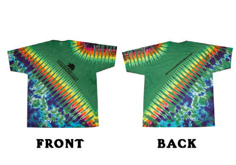 VTBBB Tie-Dyed T-Shirt