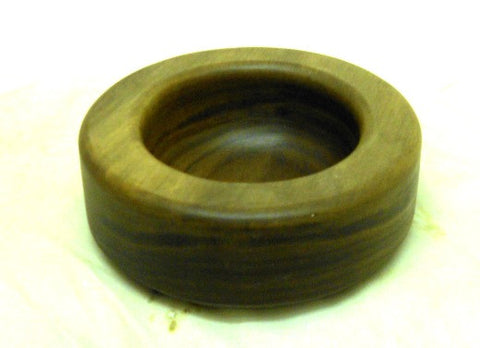 Walnut Single Candy Dish