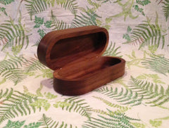 Walnut Tea Box