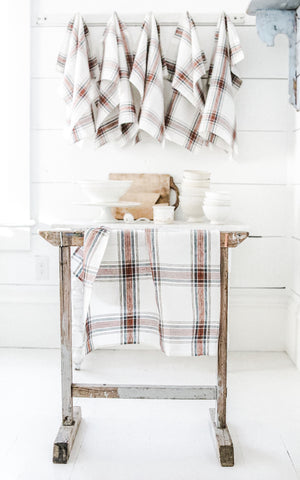 Speelman Belgian Linen Tea Towel