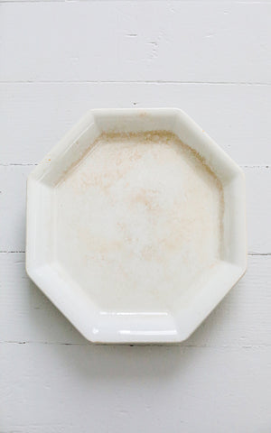 Vintage Dutch Ironstone Dish
