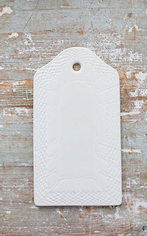 Vintage Dutch Ironstone Onion Board