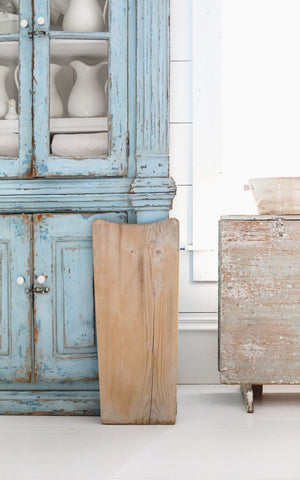 Vintage French Wash Board Caddy