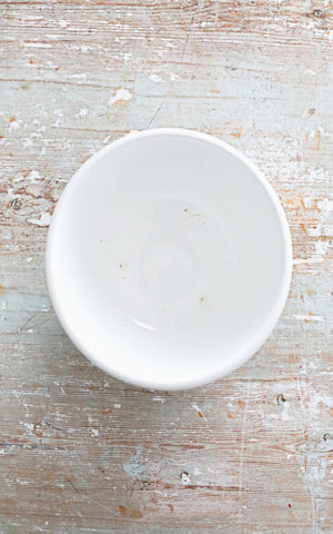Vintage Dutch Ironstone Bowl