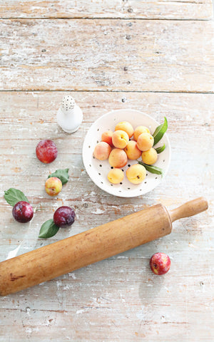 Large Vintage French Rolling Pin