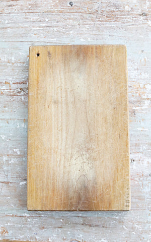 Vintage French Bread Board