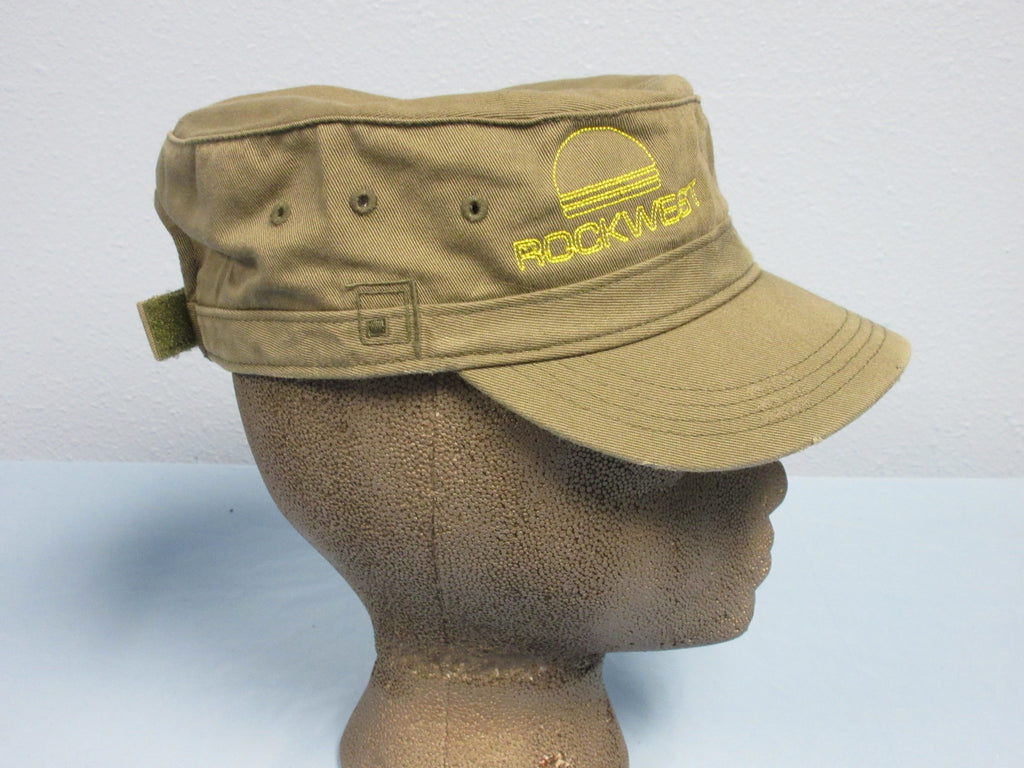 Distressed Military Cap