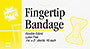 Fingertip Bandage 10 Ct.