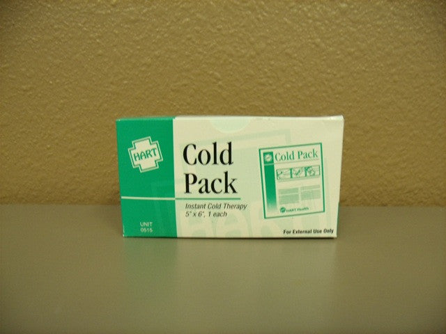 Cold Pack, Instant, Kit Size