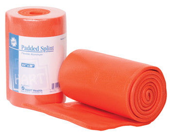 "Padded Splint 4"" X 36"" (SAM Type)"