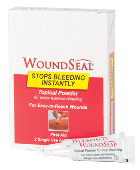 QR Wound Seal Powder - 2 Per Package