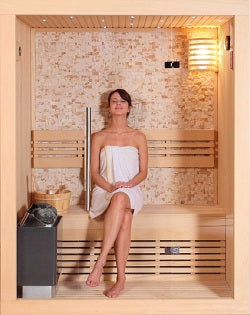 SunRay Rockledge Traditional Steam Sauna