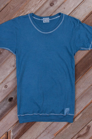 Type 350 Shirt Woad Dyed