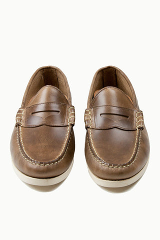 Boat Sole Penny Loafer