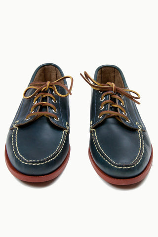 Brick Sole Navy Trail Oxford