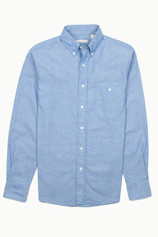 Blue Chambray Button Down