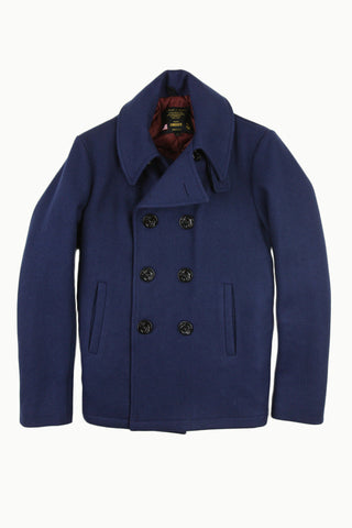 Fidelty Wool Pea Coat