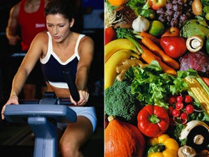 Nutrition Vs. Exercise...Which One Is More Effective ?