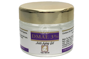 DMAE Anti-Aging Skin Care 3% Gel Formula-Skin Care-Intensive Nutrition Inc.