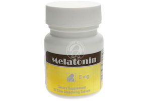 Melatonin 5 mg, Slow-Dissolving formula-Sleep Aid-Intensive Nutrition Inc.