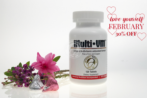MultiVM Foundational Multivitamin & Antioxidant-Multivitamin-Intensive Nutrition Inc.