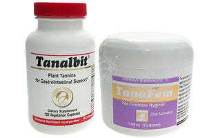 Women's Health Package: Tanalbit & Tanafem