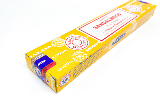 Incenso SaiBaba Nag Champa Sandalwood Bluegaya