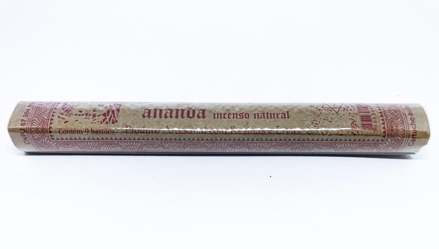 Incenso Ananda Natural com Ervas Bluegaya