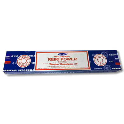Incenso Satya Nag Champa Reiki Power Bluegaya