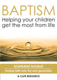 Baptism: Godparents Booklets (5)
