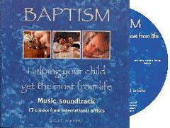 Baptism: Music CD